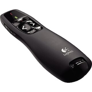 LOGITECH Presenter R400 schwarz