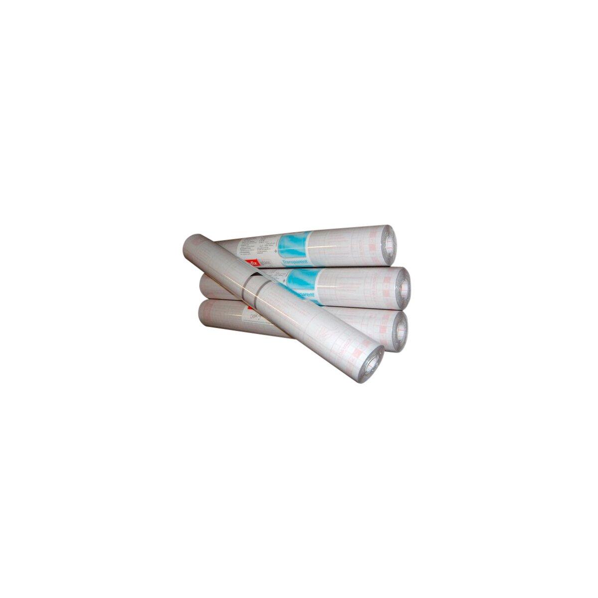 Hornschuch Klebefolien 45 Cm X 15 M Transparent Matt 55 00