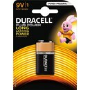 DURACELL Batterie Plus Power 9 V-Block 1 Stück