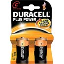DURACELL Batterie Plus Power C (Baby)