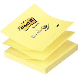 POST-IT Haftnotizen Z-Notes