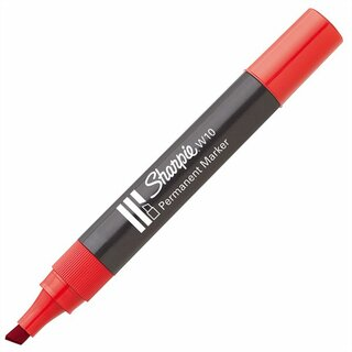Sharpie permanent marker W10  Rot S0192675